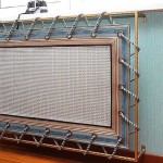 спрятать радиатор отопления идеи 6
