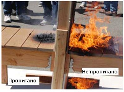 средства защиты древесины от огня 2