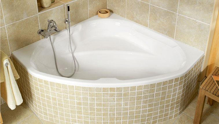 стационарный экран под ванну