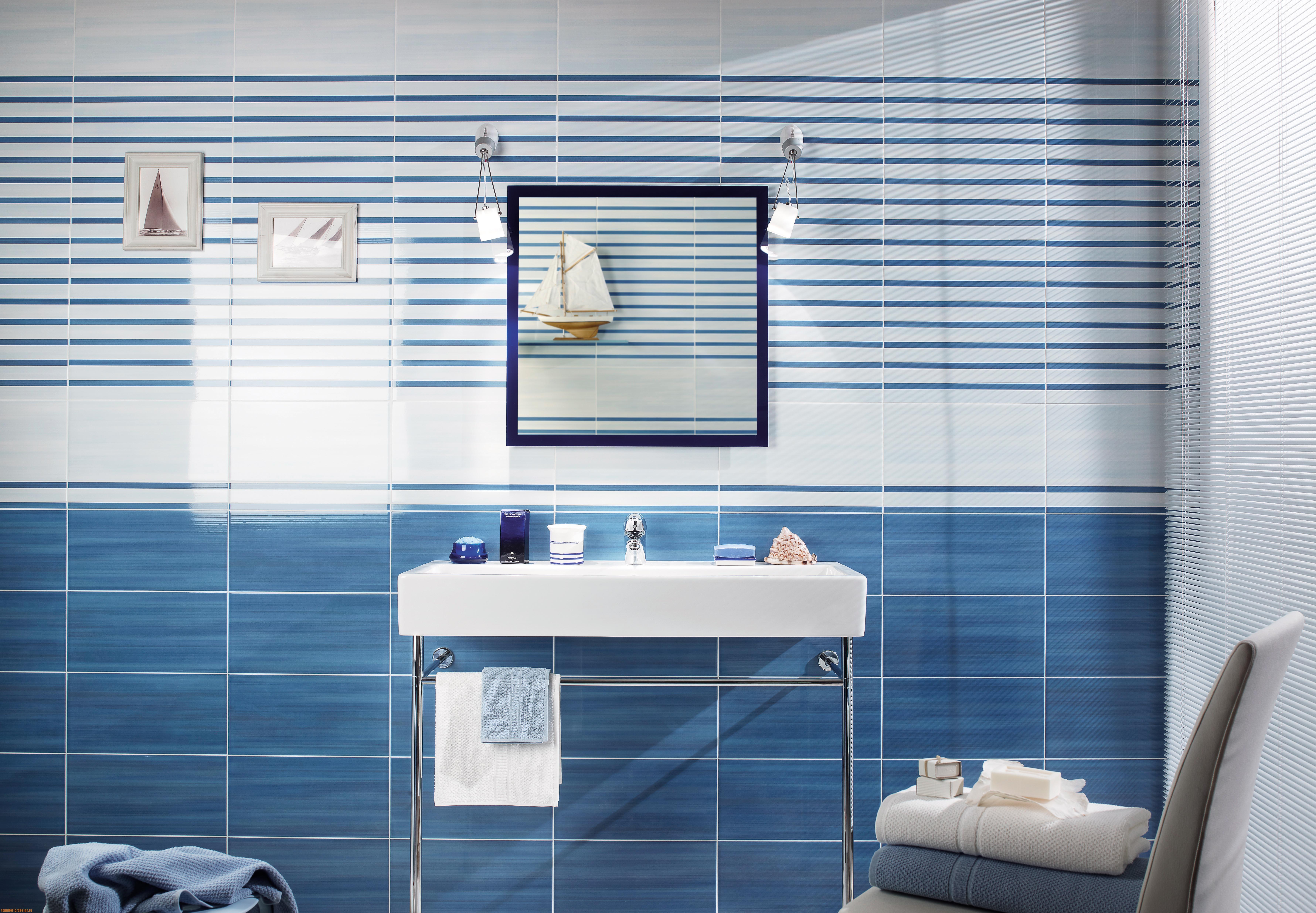 стиль плитки для ванной