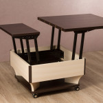 стол для домашнего кабинета 11