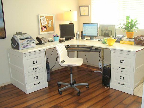 стол для домашнего кабинета 3