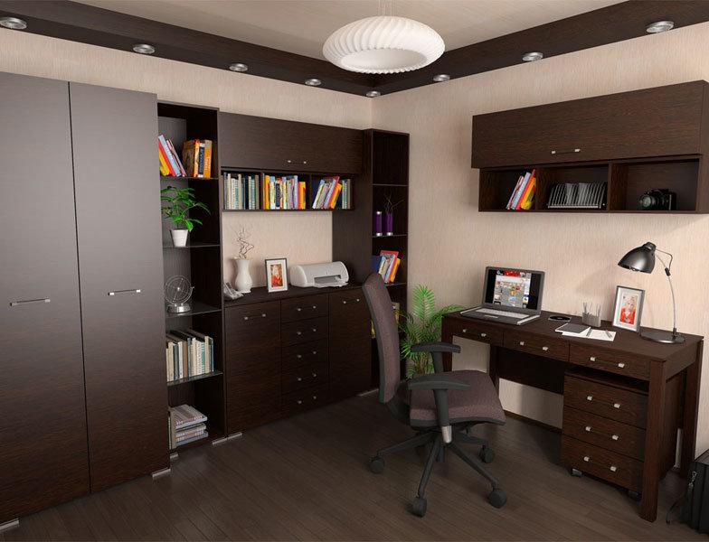 стол для домашнего кабинета 7