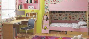 Советы по выбору стола в детскую комнату