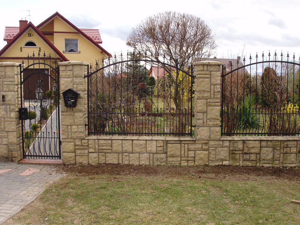 сварной забор для участка