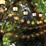 светильники своими руками для дачи