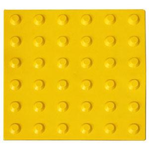 тактильная плитка с конусами линейными