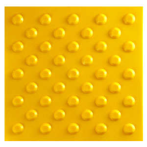 тактильная плитка с конусами шахматно