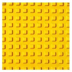 тактильная плитка с квадратами