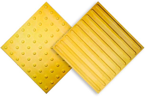 тактильная плитка из бетона