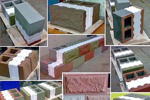 Скорость строительства теплоблоками