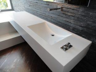 6 советов по выбору столешницы для ванной комнаты