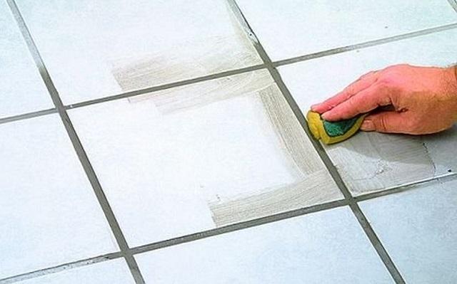 цементная затирка для плитки