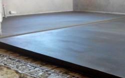 цементно-песчаная стяжка пола 4