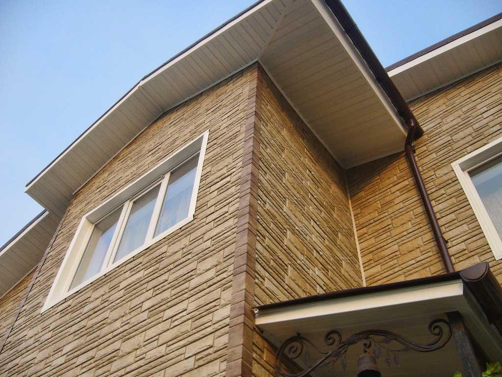 цементный сайдинг для фасада дома