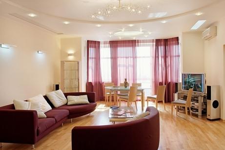 цвет мебели для гостиной