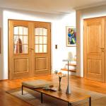 цвет межкомнатной двери и цвет пола