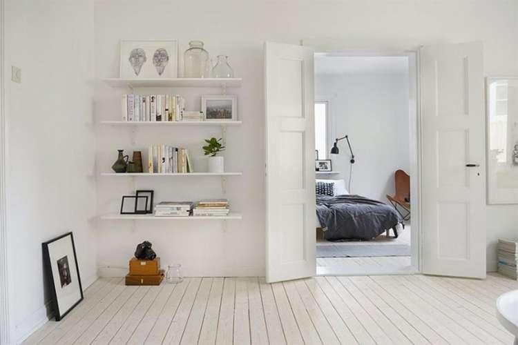цвет межкомнатной двери и цвет стен 2