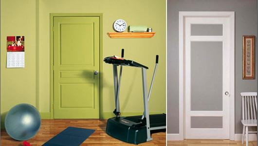 цвет межкомнатной двери и цвет стен 3