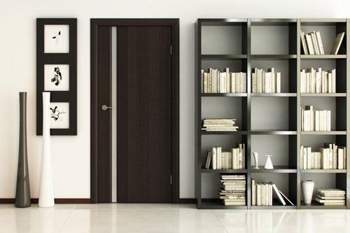 цвет межкомнатной двери под мебель 2