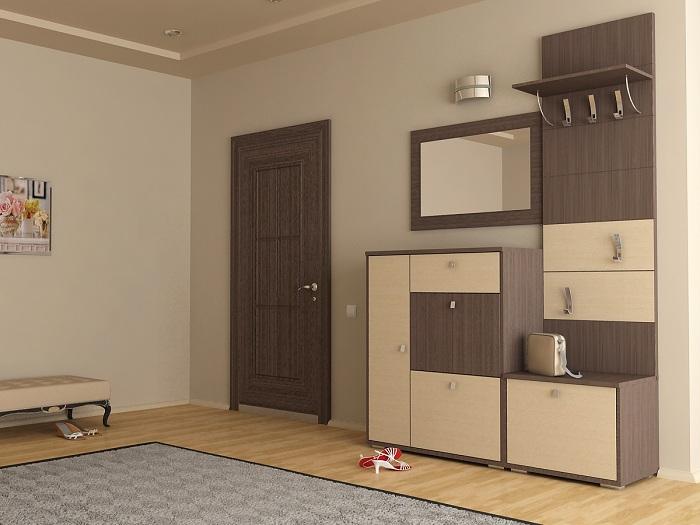 цвет межкомнатной двери под мебель
