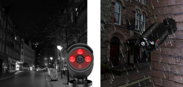 уличная ИК камера