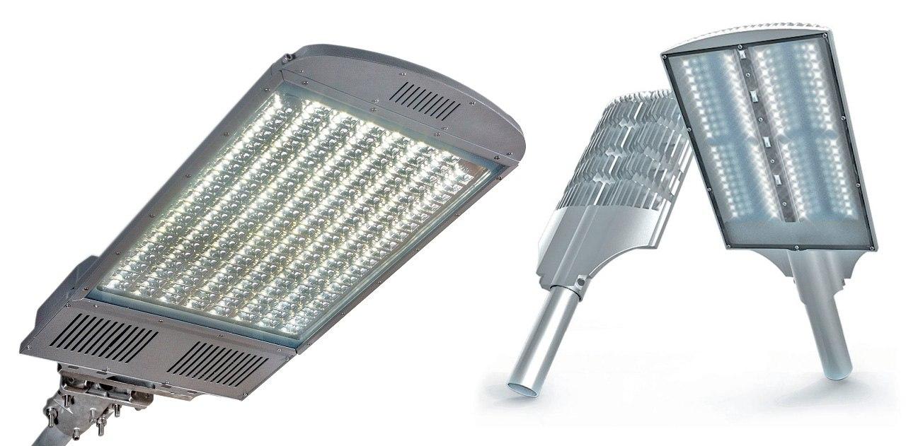 уличные светодиодные светильники 2