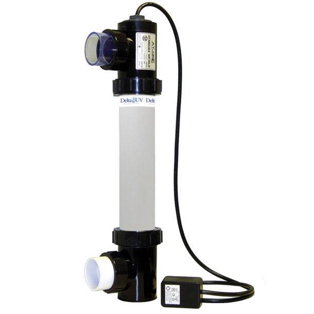Ультрафиолетовая установка для бассейна Delta UV EA-3H-15