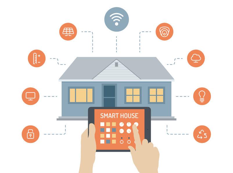 Готовые системы умный дом. Модульная архитектура от компании Rubetek