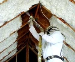 утепление гаража изнутри пеноизол