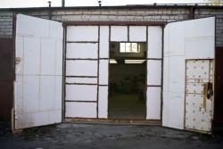 утепление гаража изнутри пенопласт 3