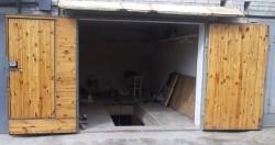 утепление гаражных ворот 2