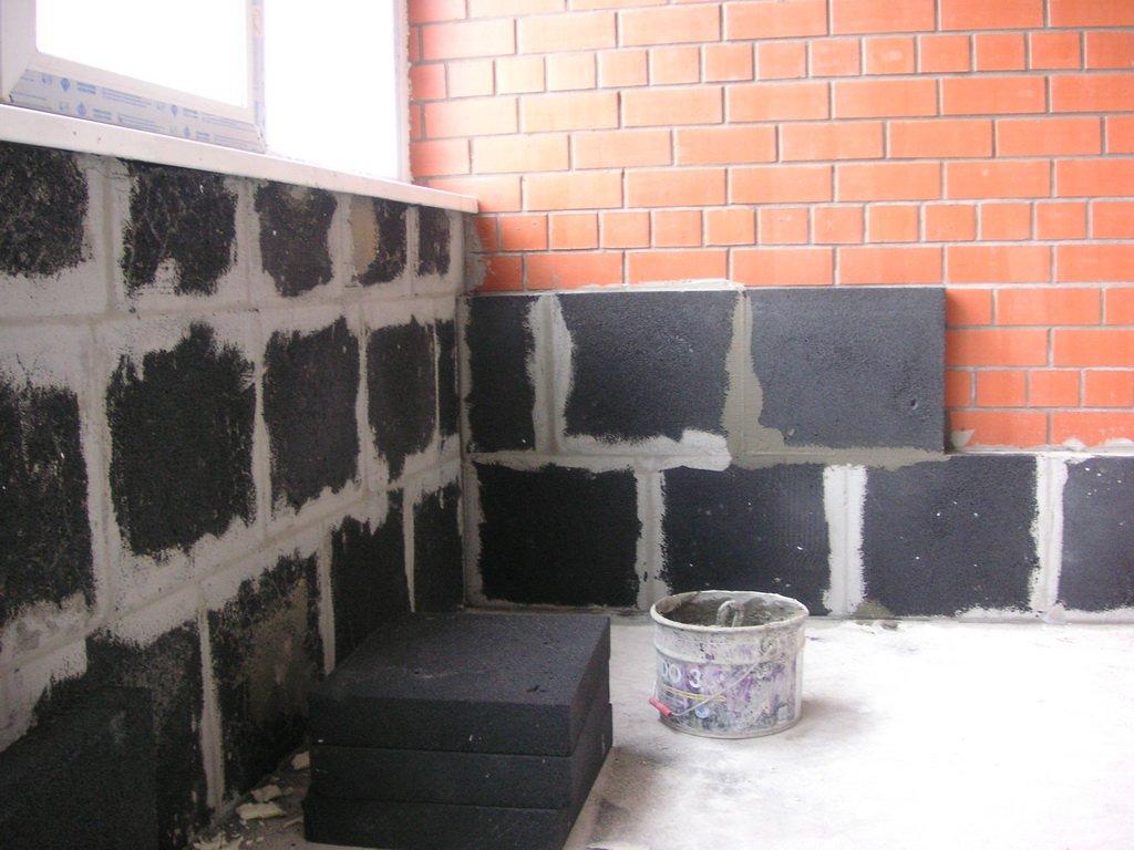 утепление многоквартирных домов пеностекло