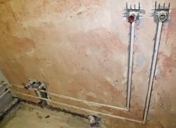 ванная комната замена труб 3