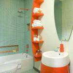 ванная места хранения 3