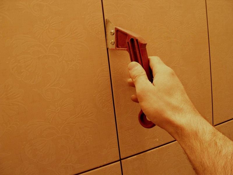 Косметический ремонт ванной комнаты и туалета