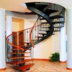 винтовая лестница 6
