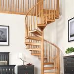 винтовая лестница 8