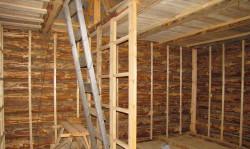 внутрення отделка деревянных стен 2