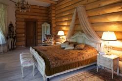 внутрення отделка деревянных стен 4