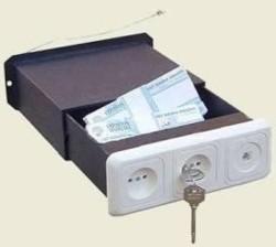 встроенный сейф для дома