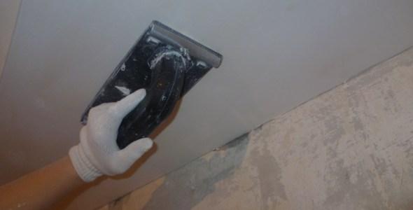 выравнивание потолка в прихожей