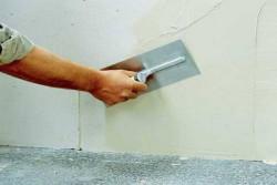 выравнивание стен шпаклевкой 2