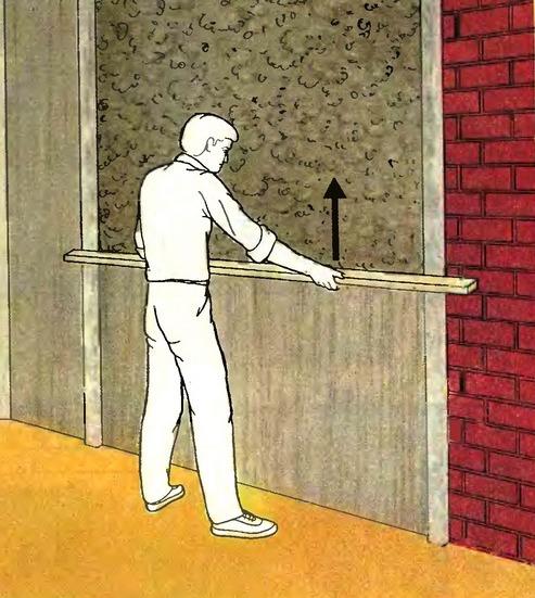 Как выровнять стены под внутреннюю отделку