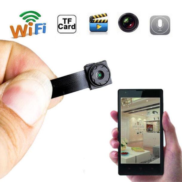 wi-fi скрытая камера
