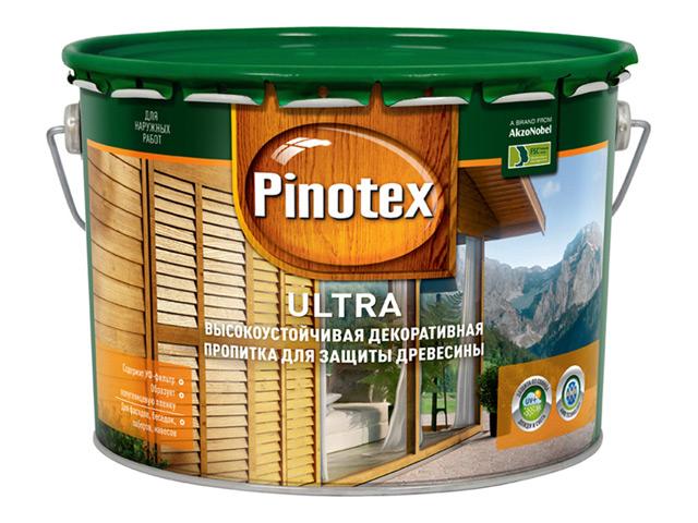 защитные средства Pinotex
