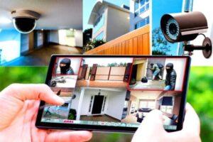 Камеры видеонаблюдения для дома
