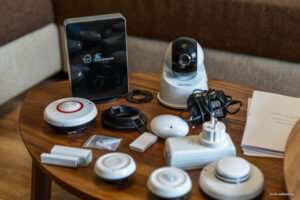 камеры видеонаблюдения с датчиком движения