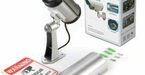 Муляж камеры (фальш-камеры) видеонаблюдения: 8 советов по выбору
