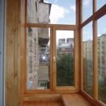 застекление балкона 2